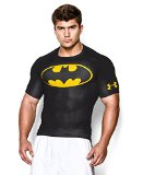 Under Armour Men's Under Armour® Short Sleeve Compression Shirt Medium Black