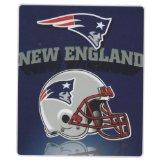 New England Patriots Fleece Blanket 50