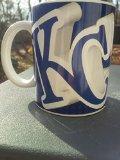 MLB Kansas City Royals Big Logo Mug, 11 oz., Blue
