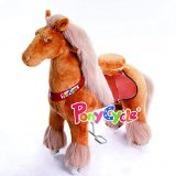 Smart Gear Royal Horse Pony Cycle, Light Brown, Small/3-5 Years