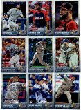 2015 Topps Baseball Cards Kansas City Royals Complete Master Team Set (Series 1 & 2 + Update - 38 Cards) With Salvador Perez, Eric Hosmer, Lorenzo Cain, Mike Moustakas, Yordano Ventura, Royals Team Card, Alcides Escobar, Brandon Finnegan, Jason Vargas, Greg Holland, Jeremy Guthrie Team Card