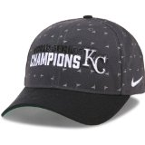 Kansas City Royals Nike 2015 World Series Champions Snapback Adjustable Hat Cap