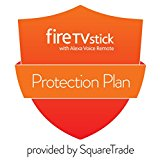 2-Year Protection Plan for Amazon Fire TV Stick with Alexa Voice Remote (delivered via email)