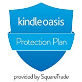 1-Year Protection Plan plus Accident Protection for Kindle Oasis (previous generation, 2016 release)