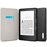 J&D All-New Kindle E-Reader Case - Slim Lightweight Protective Folding Cover with Auto Wake/Sleep for All-New Kindle E-Reader 8th Generation ONLY (6