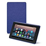 All-New Amazon Fire 7 Tablet Case (7th Generation, 2017 Release), Cobalt Purple