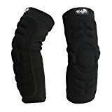 Elbow Protection Pads 1 Pair (Small), Elbow Guard Sleeve