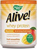 Nature's Way Alive! Whey Protein Smoothie Mango Crème