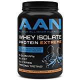 28g Whey Protein Isolate Per Scoop! Fat Free, Low Carb, Pre Workout / Post Workout Meal Replacement Drink (2lbs Oatmeal Cookie)