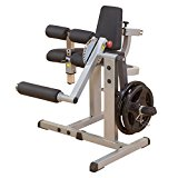 Body Solid GCEC340 Cam Series Leg Ext Curl Machine