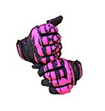Clutch Sports Apparel Breast Cancer Awareness Batting Gloves