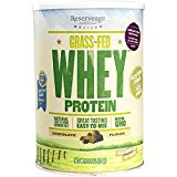 Reserveage - Grass Fed Whey Protein, Minimally Processed with High Biological Value, Chocolate, 24 Servings (25.4 oz)