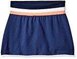adidas Youth Girls Tennis Club Skirt, Collegiate Navy, Medium