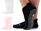 Yoga Socks Barre Sock with Grip NonSkid Pilate Sox Maternity Labor Delivery Sock