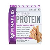 Clear Protein, Premier Protein Drink Mix, Milkshake-Like Taste, For Men and Women of All Ages, Muscle Growth and Recovery, Gluten-Free, Low Fat (Frosted Cinnamon Churro, 20 Serving)