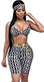DingAng Womens Plaid Tank Crop Top High Waist Leggings 2 Piece Bodycon Set Casual Outfit Tracksuit
