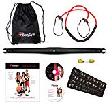 Bodygym Resistance Bands - Official Core System Marie Osmond - Portable Gym - Strength Resistance Home Gym
