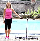 Fiona Summers LegMaster Total Body Leg Master Exerciser Home Gym Fitness Equipment Weight Loss Aid Slimming and Exercising Legs, Thigh & Thighs