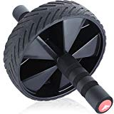 Ab Machine Exercise Equipment - Ab Wheel Roller for Core Workout - Ab Trainer Fitness Equipment - Ab Workout Equipment for Home Gym - Ab Exercise Equipment for Abs Workout - Abs Machine Workout