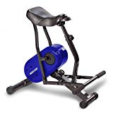 Daiwa Felicity Compact Core Trainer Ab Workout Equipment for Leg Thighs Buttocks Calves Rodeo Core Exerciser Horse Exercise Machine