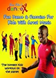 DanceX: Fun Dance & Exercise DVD For Kids With Great Music | Ultimate Indoor Fitness and Workout Video For Kids