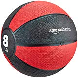 AmazonBasics Medicine Ball, 8-Pounds
